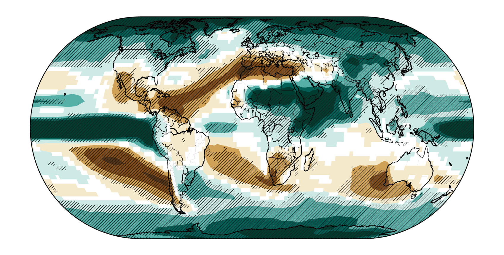 change in precipitation The physical science assessment focuses on four topics: drivers of climate change, changes observed in the climate system, understanding cause-and-effect relationships, and projection of future.
