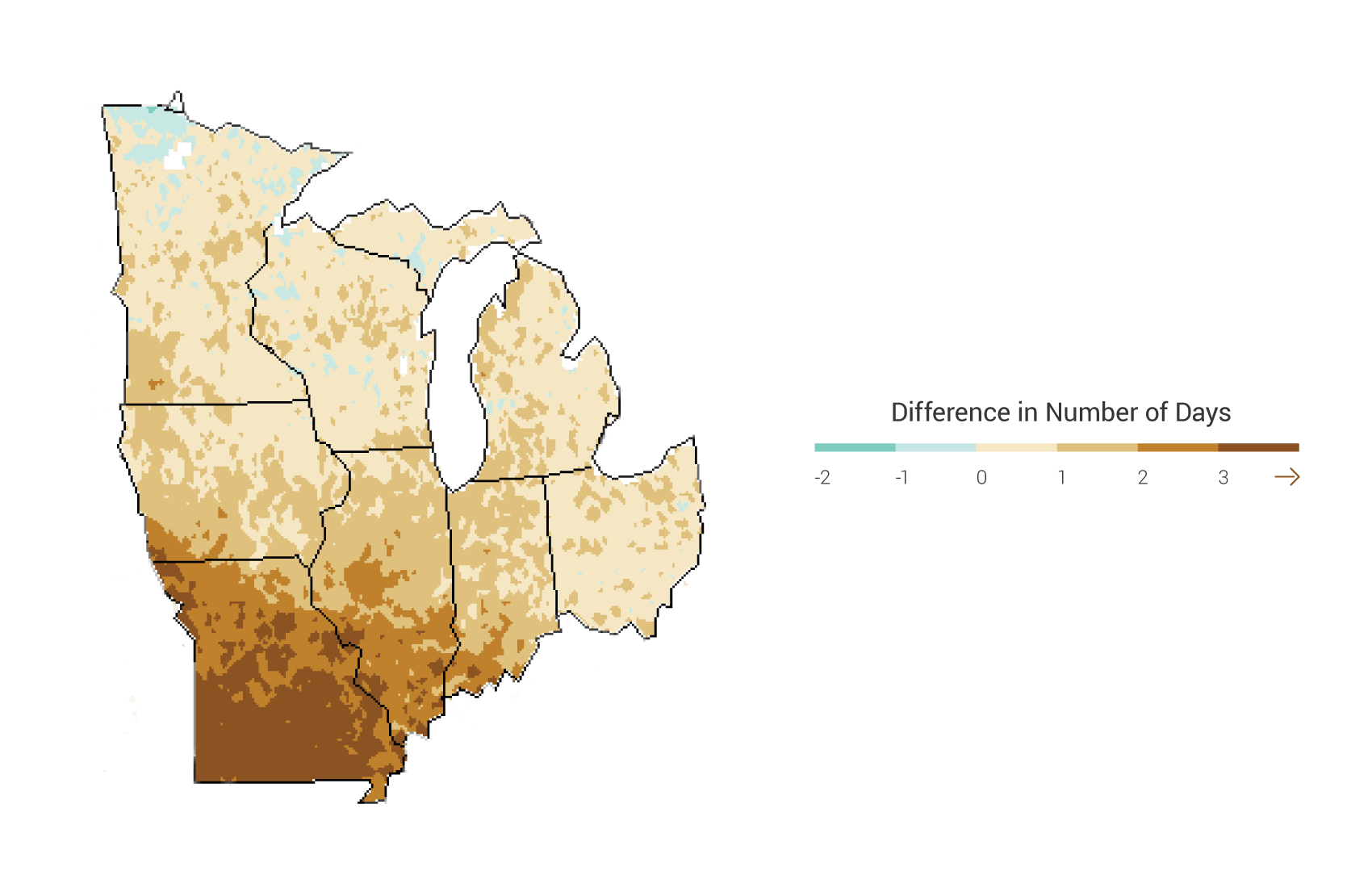 Average Precipitationheavy Precipitation Wettest 5 Day Totalconsecutive Dry Days