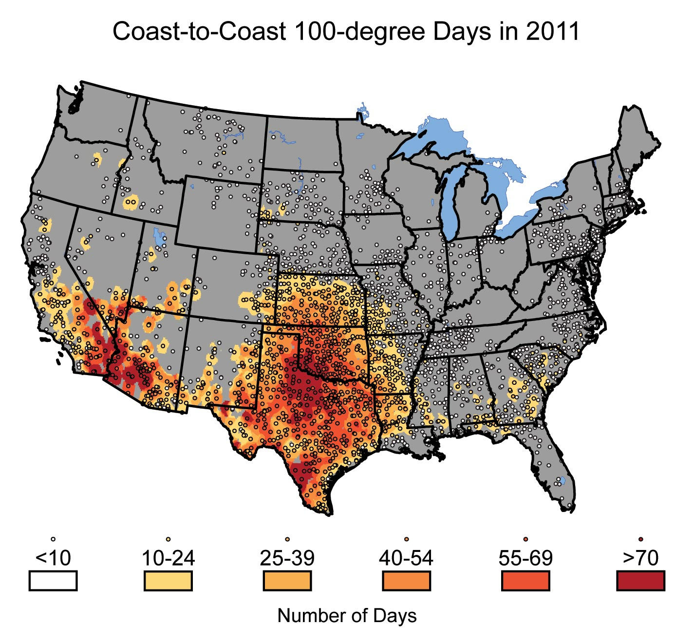 Extreme Weather National Climate Assessment
