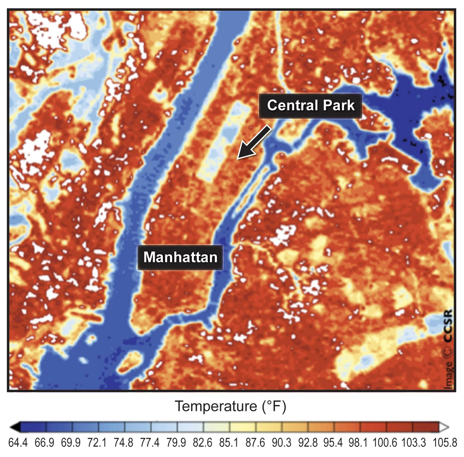 Urban Heat Island | National Climate Assessment