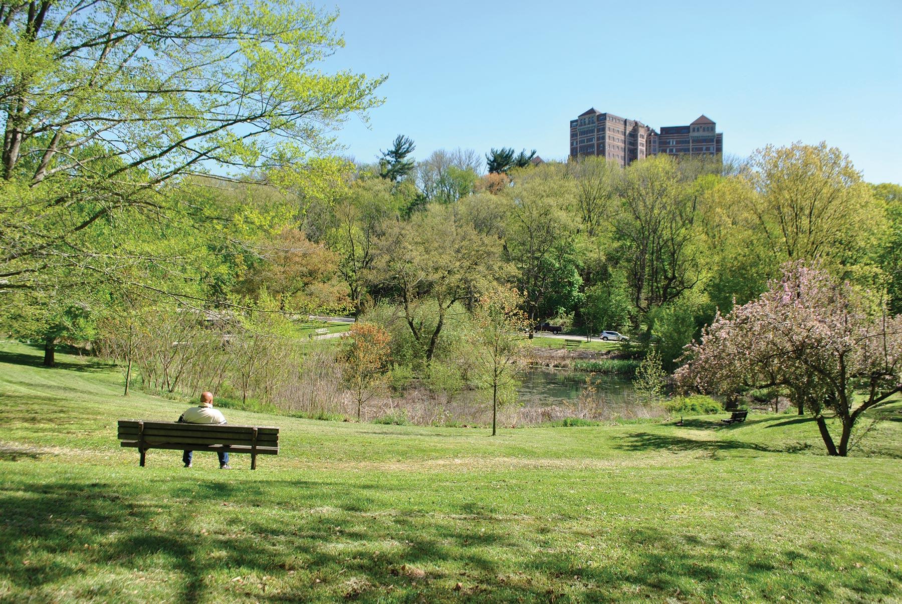 park in Philadelphia